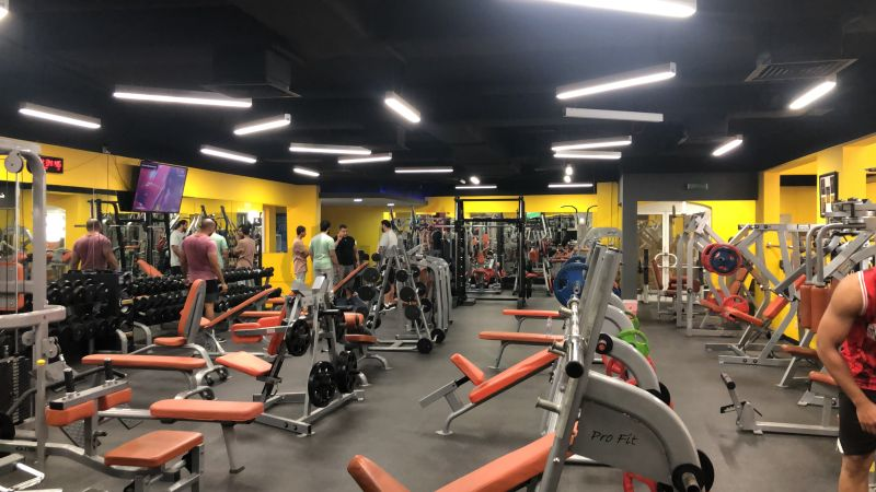 Gym Fitness Club For Sale