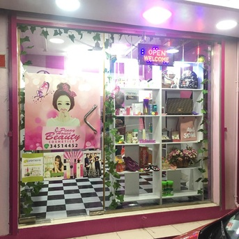 Cosmetics shop available for sale