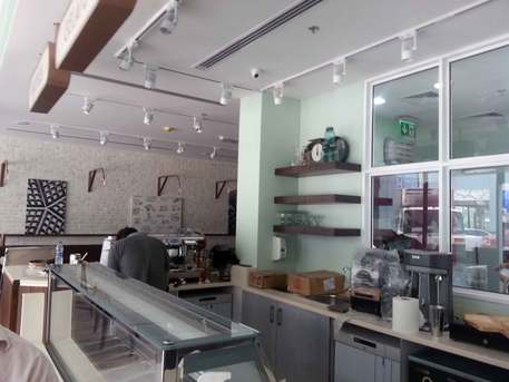 Running Coffee Shop For Sale