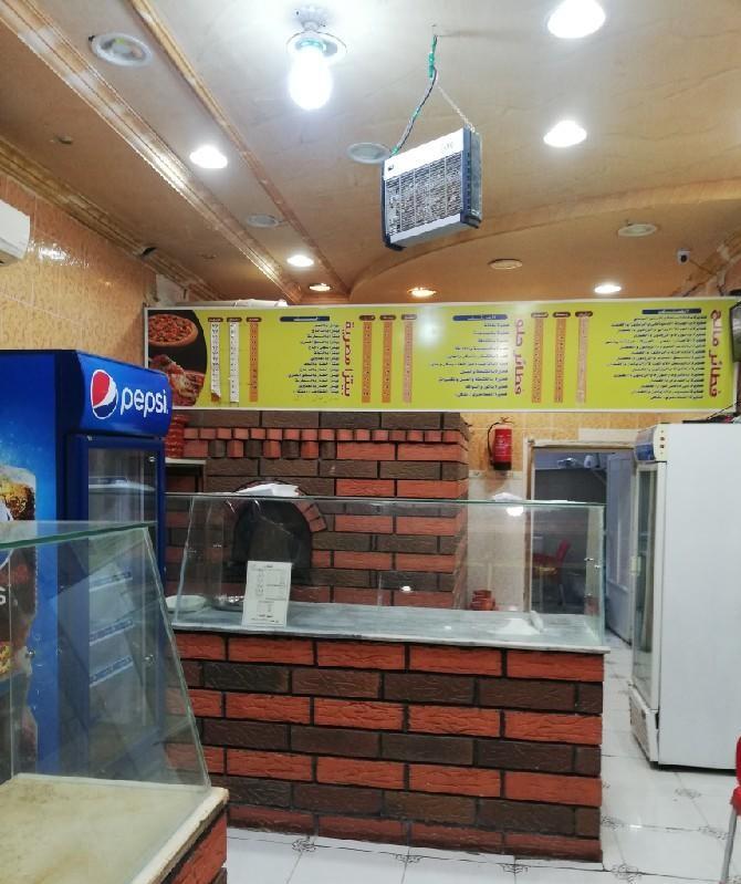 مطعم للبيع للبيتزا والفطائر