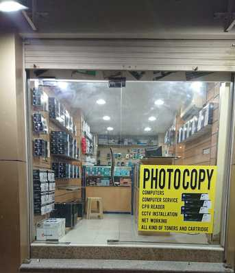 Computer and Cartridge shop Available for Sale
