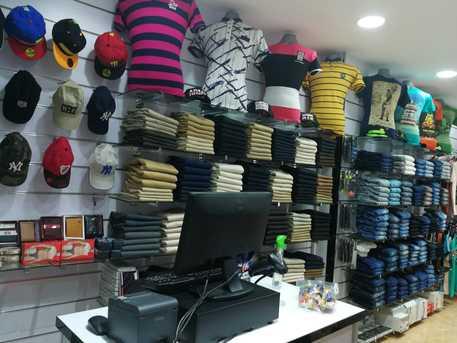 Garments Shop For Sale