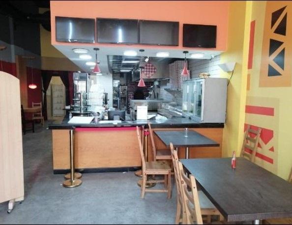 للبيع مطعم شاورما