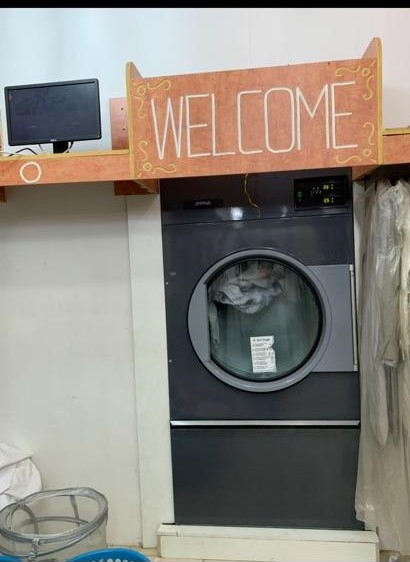 للبيع مغسله جديده