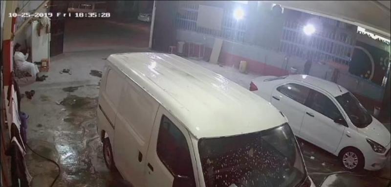 للتقبيل مغسلة سيارة