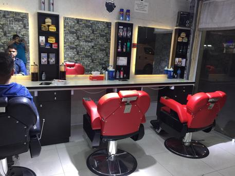 Gents Saloon Available For Sale