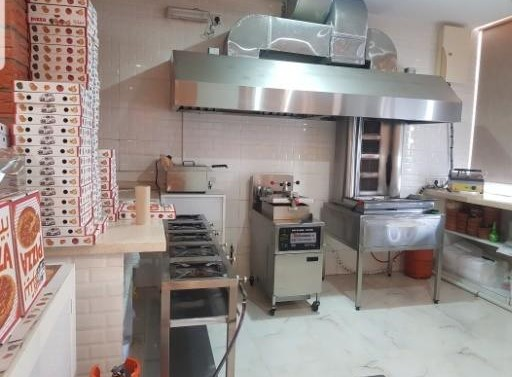 مطعم في الرياض حي الصحافه