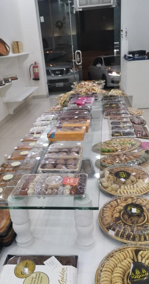 للتقبيل  محل حلويات واسر منتجة