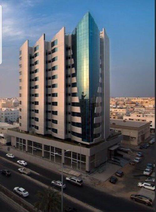 برج تجاري اداري طريق المدينه جده