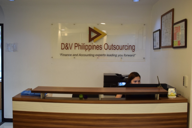 D&V PHILIPPINES  - Finance & Acctg Services