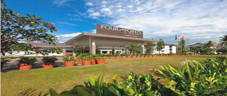 Four Points Hotel Langkawi Estate, nearby One Helang Hotel
