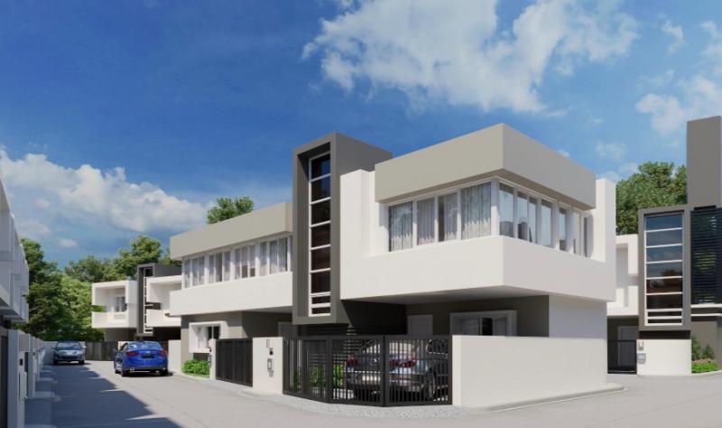 Townhouse 4BR-Cebu
