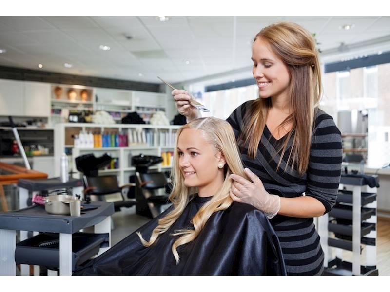 Threading, Hair Cut and Nail Salon Business