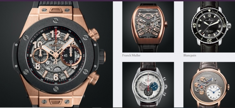 Diamonds Watch Boutique