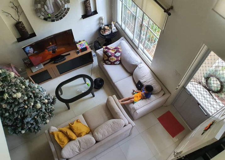 Single Attached House and Lot in Ferndale Homes Quezon City