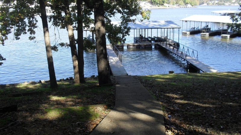 Lake Resort in Missouri