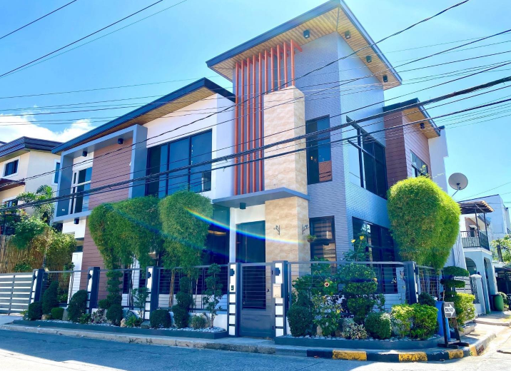 Tropical Inspired House- Pasig