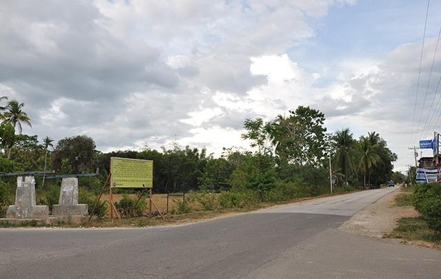 Corner Lot-Bohol