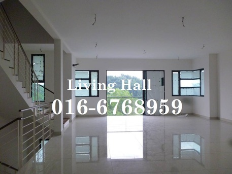 MYR 1780000 - 4 BR - Brand New 2.5sty Semi-D House @ Shng Villas, Taman Bukit Permai, Cheras