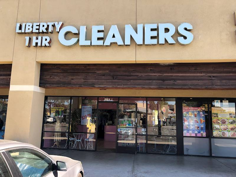 Dry Cleaning Store