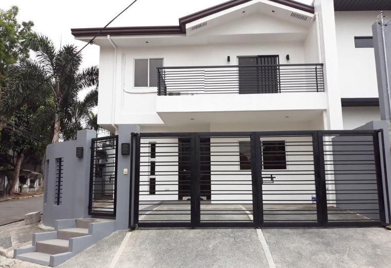 Modern House and Lot-Paranaque