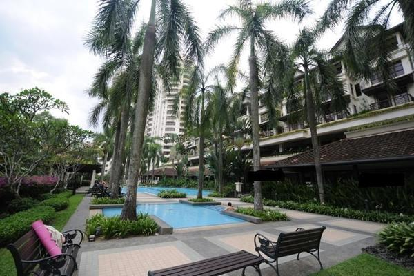 Partially Furnished Condominium For Sale At Sri Penaga, Bukit Bandaraya, Bangsar