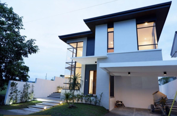 Affordable Brand New Modern House in Nuvali