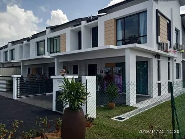 Unfurnished Terrace For Sale At Saujana Rawang, Rawang