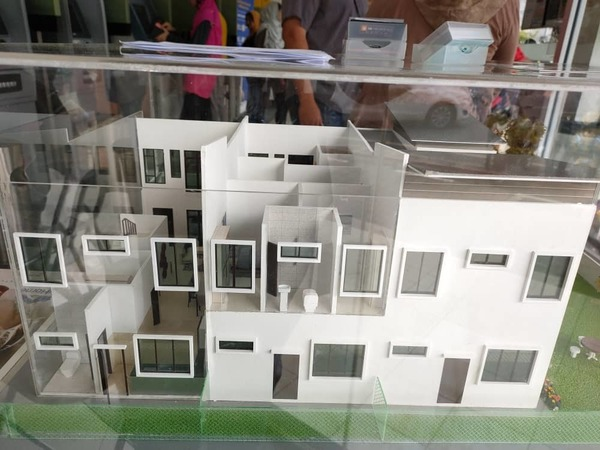 Unfurnished Terrace For Sale At Changlun, Kedah, Malaysia