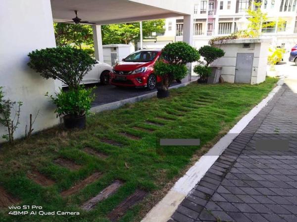 Partially Furnished Terrace For Sale At Casa Rimba, Taman Melawati, Ukay