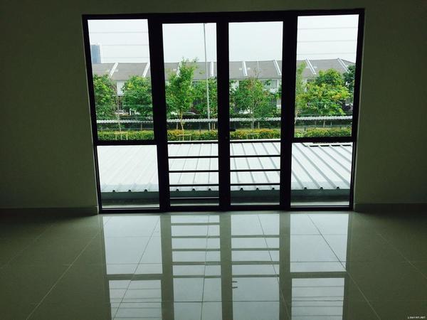 Unfurnished Terrace For Sale At Jimbaran Residences, Ken Rimba