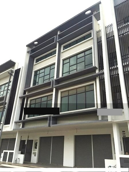 Unfurnished Shop-Office For Sale At BP Newtown, BP7, Bandar Bukit Puchong