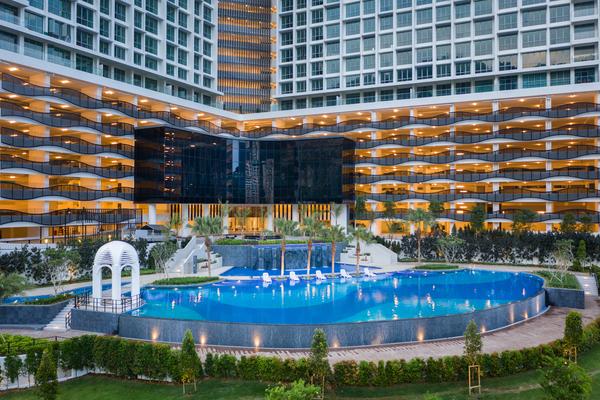 Fully Furnished Condominium For Sale At Eco Terraces, Paya Terubong