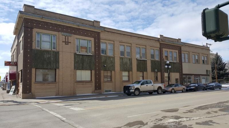 Multi-Purpose Building in Conrad MT