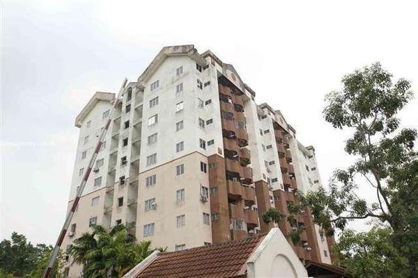 Unfurnished Apartment For Sale At Juara Suria, Taman Juara Jaya