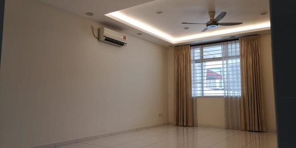 Partially Furnished Terrace For Sale At Indah Residence 2, Bukit Indah