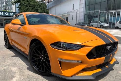 Ford Mustang GT 5.0 V8