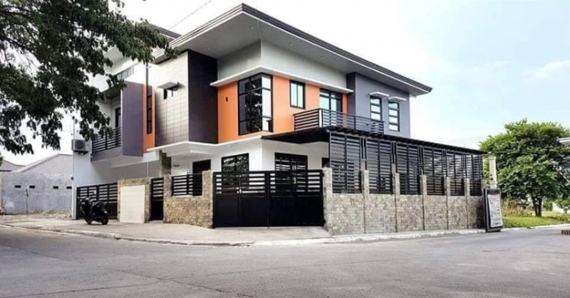 4BR House and Lot for Sale in Angeles City