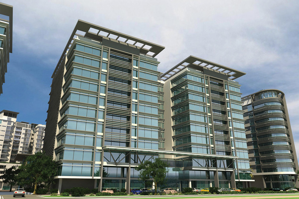 Office For Auction At Centum, Oasis Corporate Park