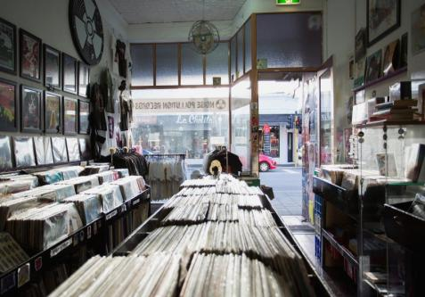 Record Store For Sale