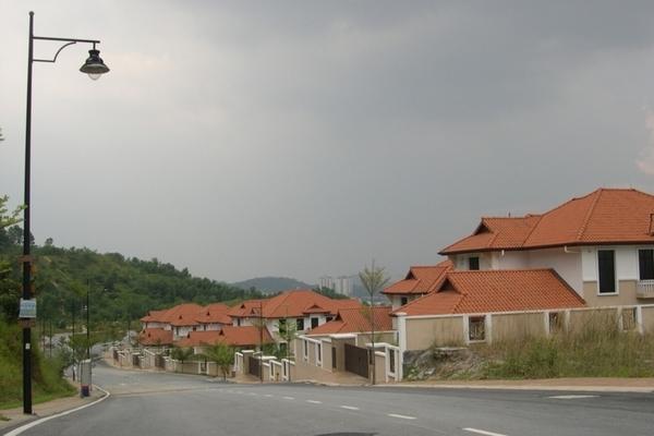 Residential Land For Sale At Villa Damai, Alam Damai, Cheras