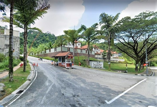 Residential Land For Sale At Villa Damai, Alam Damai, Cheras