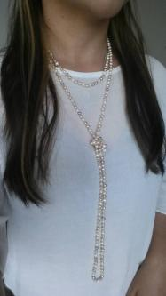 Pearl Long Necklaces
