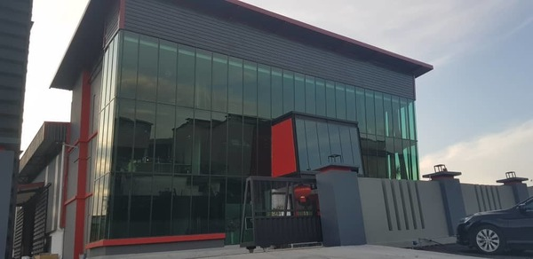 Partially Furnished Factory For Sale At Kampung Baru Subang, Subang