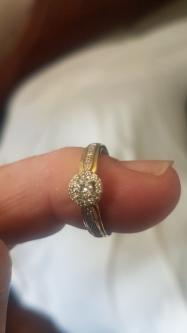Engagement Wedding Set