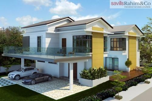 BUNGALOW HOUSE TITIWANGSA FOR SALE RM 11.8 MIL