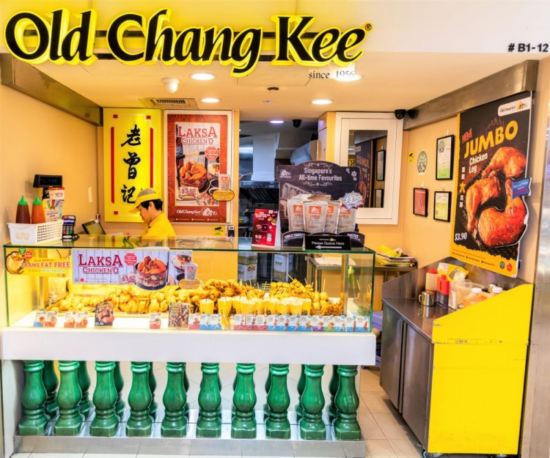 Old Chang Kee Franchise
