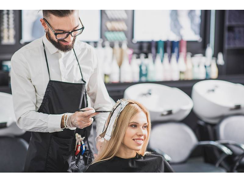 New Franchise Hair Salon, Alemeda County