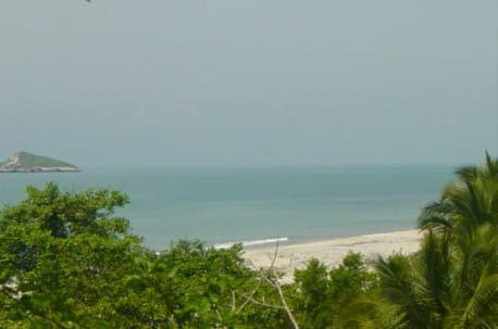 3.1 Hectares Beach Front, Sea Cliff
