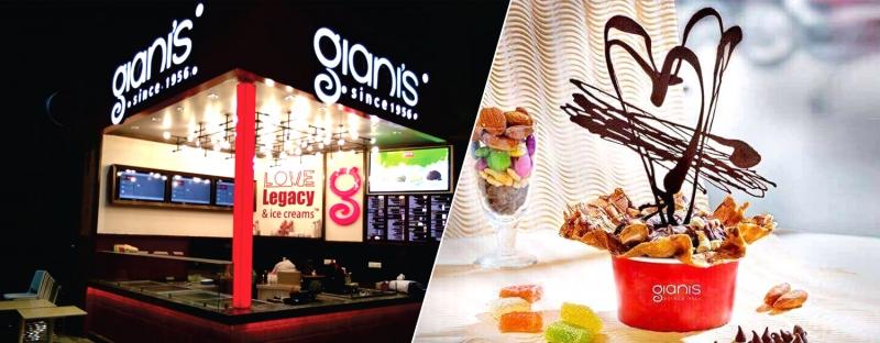 Gianis Foods Pvt Ltd Franchise